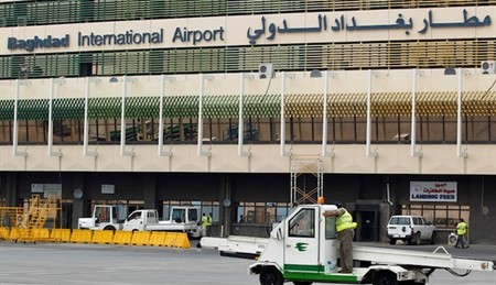 Demand for flight tickets from Baghdad is on a steep rise