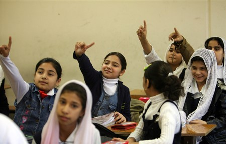 430 primary and secondary schools to be built in Iraq