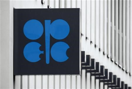 1.2 percent drops in the output of OPEC