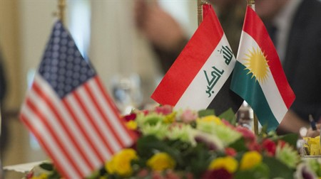 """An internal Iraqi matter."" is the Us position towards Kurdish independence"