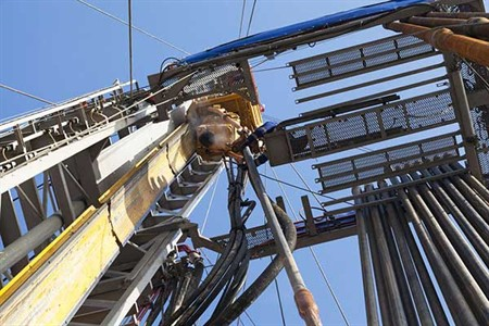 10th oil well at Badra has been commissioned by Gazprom