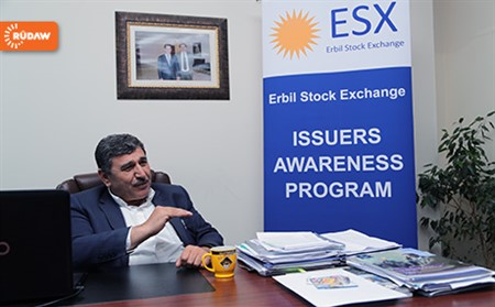 Erbil Stock Exchange Launch this Year, as Economy Surges Ahead