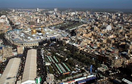 Cities of Iraq to compete to become more beautiful