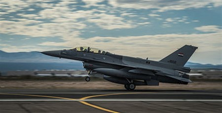 Iraq receives fresh batch of F-16 fighting Falcon aircraft from the US