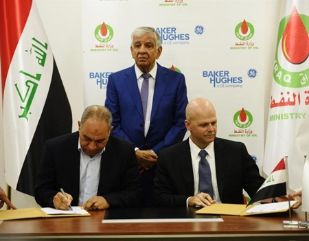 Iraq's oilfields to get flare gas recovery solution from GE's Baker Hughes