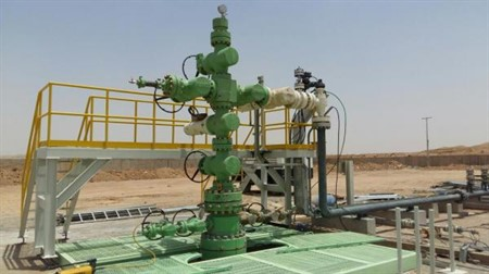 Russian company Gazprom Neft pumping 67,000 barrels of oil a day in eastern Iraq