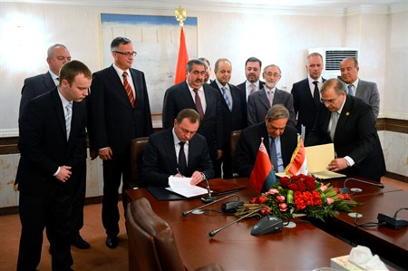 Iraq Signs New Investment Agreement with Belarus