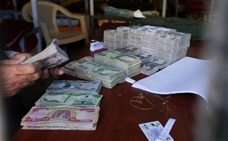 Central bank of Iraq to open branches at Erbil and Sulaimani