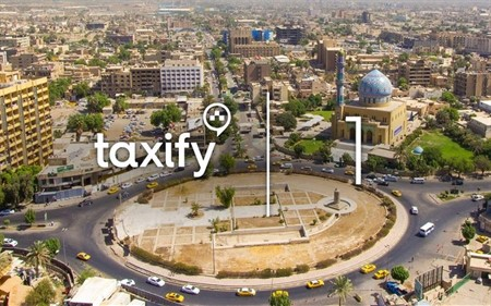 Estonia's Taxify launches ride-hailing platform in Baghdad