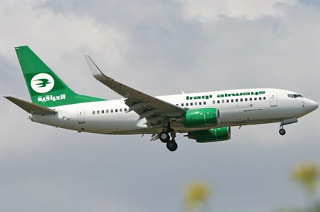 Flight service to Europe to be resumed by Iraqi Airways