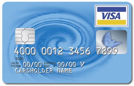 Visa cards have been issued by CBI