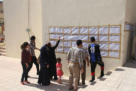Iraq to adopt smart card methods for elections
